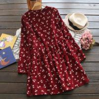 Осенние женские платья на Алиэкспресс - место 8 - фото 2