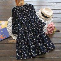 Осенние женские платья на Алиэкспресс - место 8 - фото 1