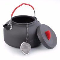 Alocs Походный чайник с заварником 1,4 л