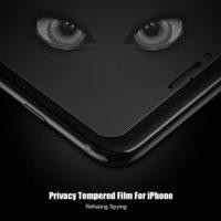 FLOVEME антишпионское закаленное защитное стекло для айфон (iphone)