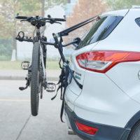 Крепление для велосипеда на багажник автомобиля
