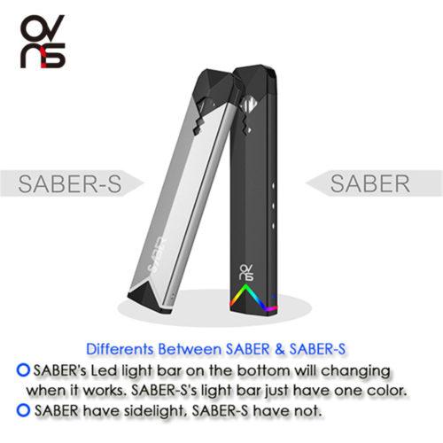 Мини электронная сигарета OVNS SABER 440 мАч 1,8 мл
