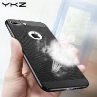 Дышащий чехол на айфон iPhone пропускающий воздух