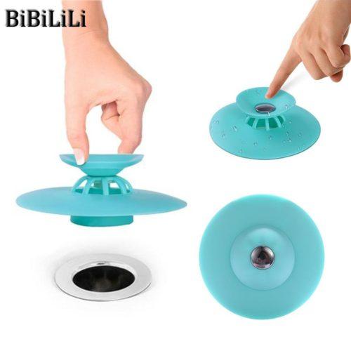 Пробка-фильтр 2 в 1 для ванной или раковины