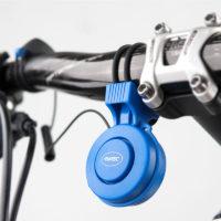 Электронный звонок на велосипед 120db