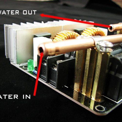 Индукционный нагреватель для ковки