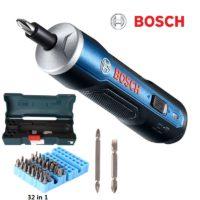 Аккумуляторная отвертка Bosch GO Mini