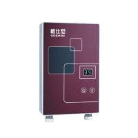 Электрический индукционный нагреватель воды