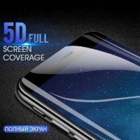 Гидрогелевая мягкая защитная пленка для iPhone 6, 7, 8, X