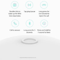 Беспроводная Bluetooth гарнитура Xiaomi Earphone Mini