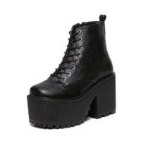 Женские ботинки на высокой платформе на Алиэкспресс - место 4 - фото 1