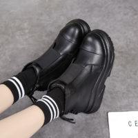 Женские ботинки на высокой платформе на Алиэкспресс - место 1 - фото 4