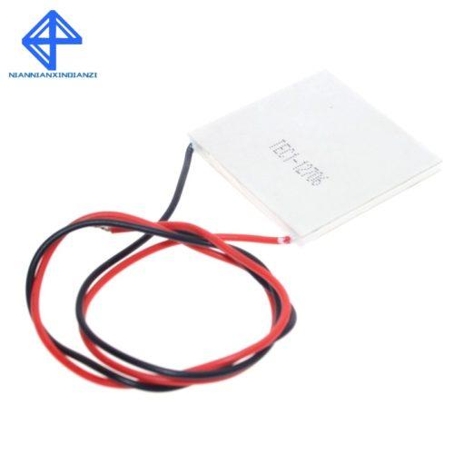 Термоэлектрический охладитель Пельтье TEC1-12706