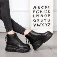Женские ботинки на высокой платформе на Алиэкспресс - место 1 - фото 5