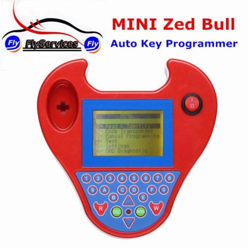 Прибор программатор ключей Mini Zed bull V508