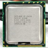 Intel Xeon X5650 Процессор (LGA1366, 6 ядер, 12 потоков, 2.66Гц, 12Мб L3)