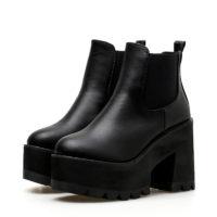 Женские ботинки на высокой платформе на Алиэкспресс - место 5 - фото 4