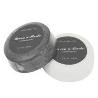 Мыло для бритья (козье молоко + бамбуковый уголь)