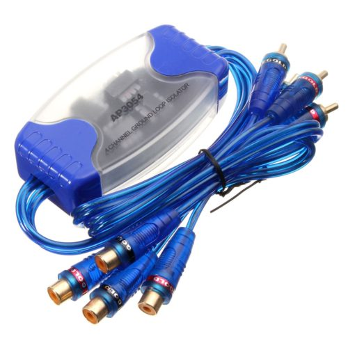 Фильтр шумов с RCA