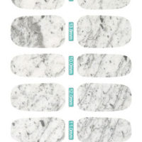 Мраморные наклейки для дизайна ногтей