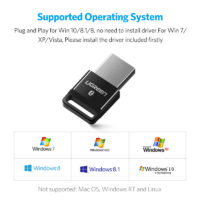 Ugreen Беспроводной USB Bluetooth Адаптер V4.0