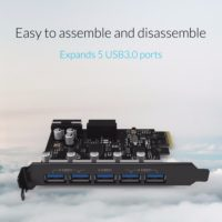 Orico PCI-E карта USB3.0