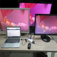 Универсальный переходник (Mini DP —> HDMI/DVI/VGA/audio3.5)