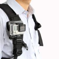 Крепление для экшн-камеры на лямку рюкзака