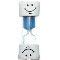Песочные часы на 3 минуты для контроля времени чистки зубов