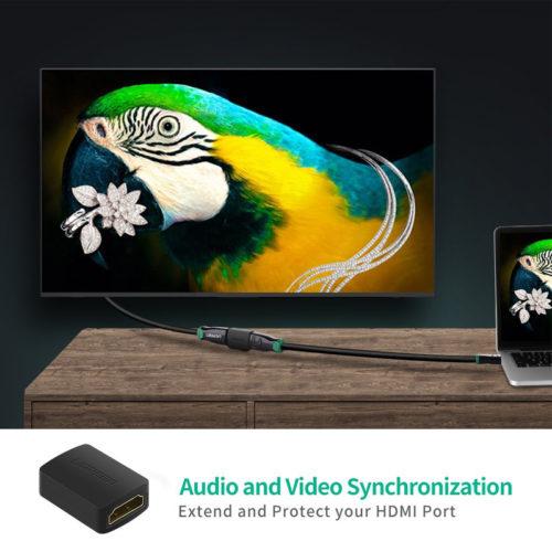 Ugreen адаптер для соединения двух HDMI-кабелей