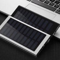 Power bank (портативные зарядные устройства) с солнечными панелями на Алиэкспресс - место 1 - фото 4