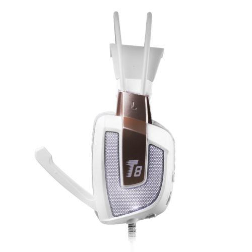 Salar T8 профессиональные накладные игровые наушники гарнитура с микрофоном