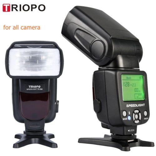 Вспышка Triopo TR-950