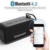 Tronsmart Element T2 водонепроницаемая портативная беспроводная bluetooth колонка динамик