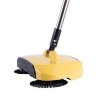 Автоматический веник с щётками для уборки (подметальная машина для дома)