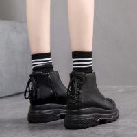 Женские ботинки на высокой платформе на Алиэкспресс - место 1 - фото 2