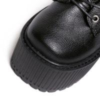 Женские ботинки на высокой платформе на Алиэкспресс - место 4 - фото 3