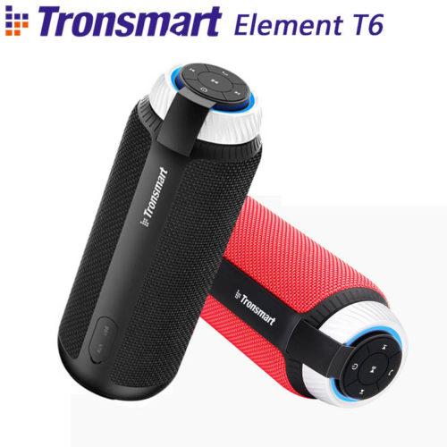 Tronsmart Element T6 портативная беспроводная bluetooth колонка динамик