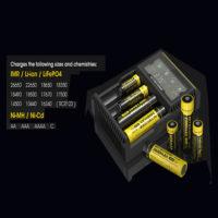 Зарядное устройство Niteсore Digicharger D4
