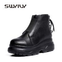 Женские ботинки на высокой платформе на Алиэкспресс - место 1 - фото 1