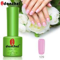 Danchel Гель-лак пастельных оттенков 9 мл