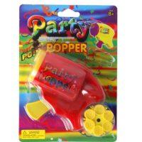 Pocket Party Popper Confetti Gun пистолет стреляющий конфетти