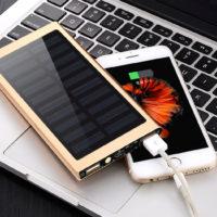 Power bank (портативные зарядные устройства) с солнечными панелями на Алиэкспресс - место 1 - фото 5