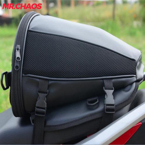 Задний кофр сумка для мотоцикла на сиденье
