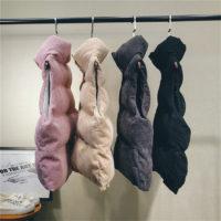 Женская вельветовая стеганая теплая жилетка без капюшона разных цветов