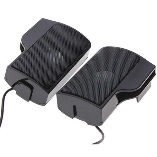 Колонки для ноутбука с креплением на монитор