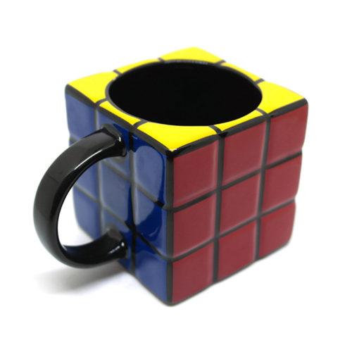 Кружка в виде Кубика Рубика