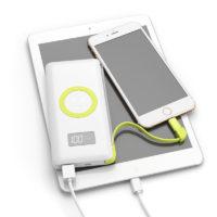 Power bank (портативные зарядные устройства) с встроенным кабелем на Алиэкспресс - место 2 - фото 3