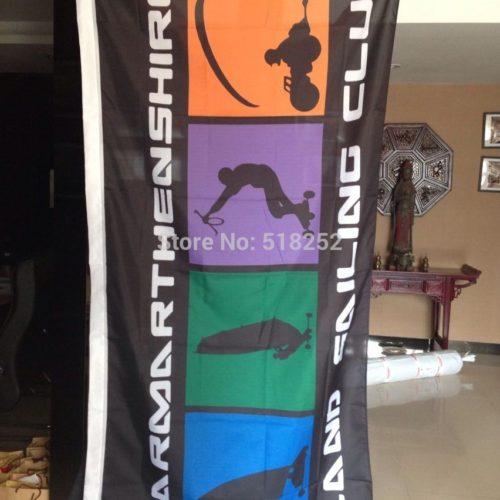 Изготовление флагов с логотипом на заказ