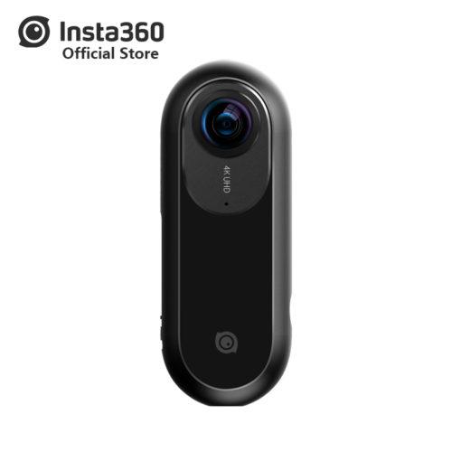 Панорамная Камера Insta360 ONE для съемки в 4K в уникальных режимах 360°